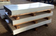 Galvanized sheets, metal rolling Kazakhstan