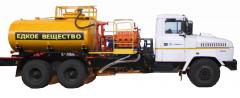 Агрегат насосный специальный кислотный АСК-500