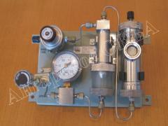 Блок подготовки газа БПГ-2, Блочные пункты