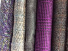 Fabric woolen costume (shir-140)