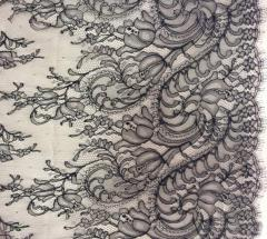 Lacy cloth % polyamide-53, katon-47%. (art.803597,