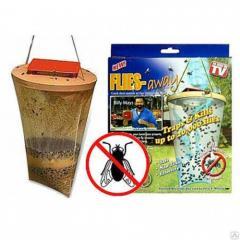 Приманка-ловушка Flies Away насекомых комаров и