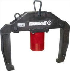 Съемник гидравлический для станков качалок