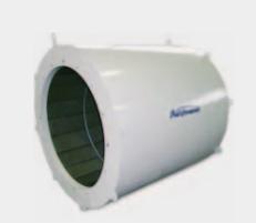 Шумоглушители для осевых вентиляторов