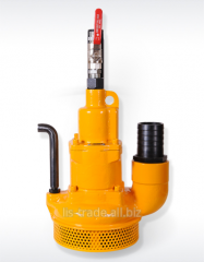 Pump soil pneumatic, CSP-1 model art. 18180001