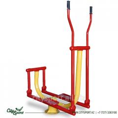 Exercise machine Skier 5514
