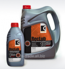 COMPRAG RecLub oil volume is 1 l art. 17120301