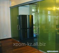 Sliding doors Glass Color