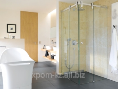Shower partition