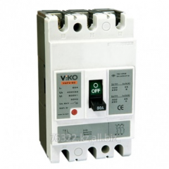 Выключатели  автоматические VMF2 80А 3Р 35кA