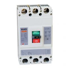 Выключатели автоматические VMF4 400А 3Р 50кA