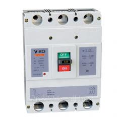 Выключатели автоматические VMF5 630А 3Р 50кA