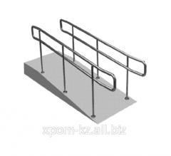 Ramp for disabled people from 10 to 30 meters