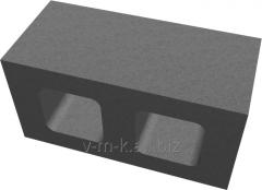 Blocks concrete wall SKTs-1