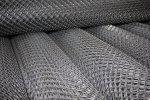 Сетка Рабица стальная плетеная ГОСТ 5336-80