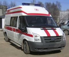 Cars of ambulance