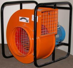 DPE figurative fire-prevention smoke exhausters