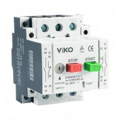 Приставка для контактора VMPA-AU1/1MOT. KOR.