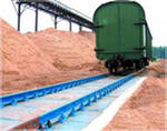 Scales are carriage, 200 tons