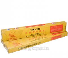 Электроды для нержавеющей стали THA102 ø 2,5 мм