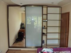 Sliding wardrobe production to order