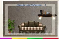 Декоративные покрытия для отделки стен