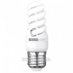 Лампа энергосберегающая SPIRAL-MINI 9W 860K E27