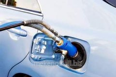 The CNG filling station – automobile gas-filling