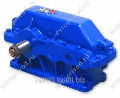 Reducer cylindrical three-stage 1Ts3U-160