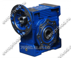 The motor reducer is worm one-stage, NMRV 30