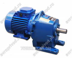 The motor reducer is cylindrical, AIP90L6H3