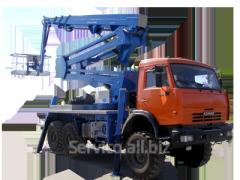 Autohydraulic jack: sale, repair, service