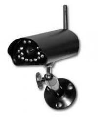 Wireless color video camera of FE-WICAM Falcon Eye