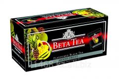Beta Tea, Mixed Fruit, Пакетированный