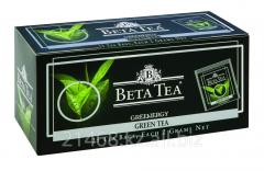 Beta Green Tea, Пакетированный