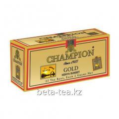 Champion Kenya Sunset, Пакетированный