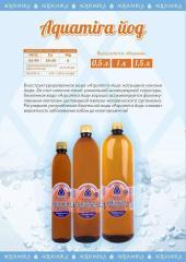 The iodated AQUAMIRA water iodine 1,5