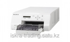 Digital color printer of the A6 UP-D25MD forma