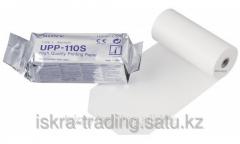 UPP-110S Бумага для УЗИ принтера ч/б, матовая, формат A6