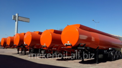 Fuel trucks trailers