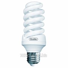 Лампа энергосберегающая  ECOTWIST 25W 827 E27