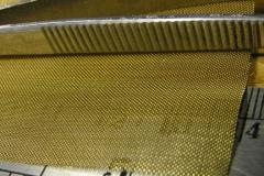 Grid brass, brass grid