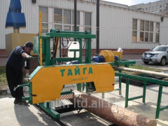 Tape power-saw bench T-2M Taiga