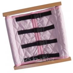 Рамка с пластмассовыми застежками 101400