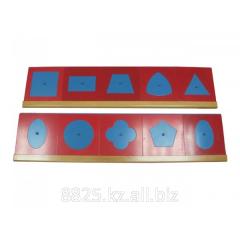 Металлические рамки-вкладыши на подставке400100
