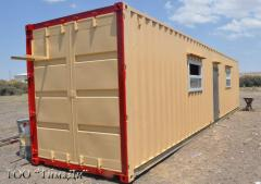 Cars module containers