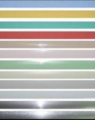 Jaluzele colorate