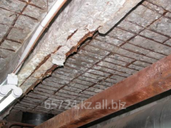 The waterproofing and constructional repair