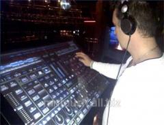 Сенсорный DJ пульт