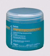 Cream the recovering Restructuring Moisturizing